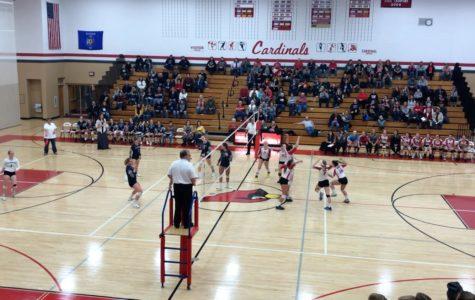 10-17-18 Volleyball Recap