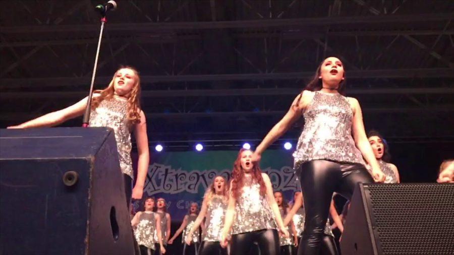Parkveiw Show Choir Comp 2019