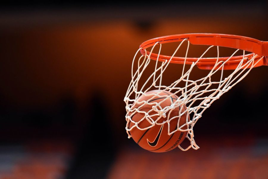 Girls+Basketball+and+Alumni+Pep+Band+Night+-+Genna