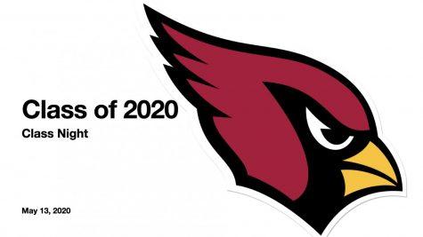 Class of 2020 Class Night
