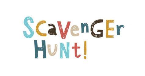 Coopers Scavenger Hunt