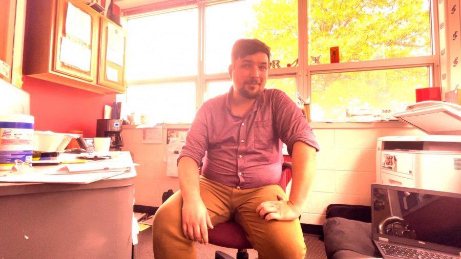 Interview with Mr. Wetzel